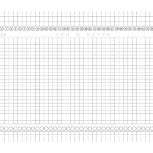 photo about Printable Fertility Chart named Fertility Information Printable Paper Chart: Pre-crammed
